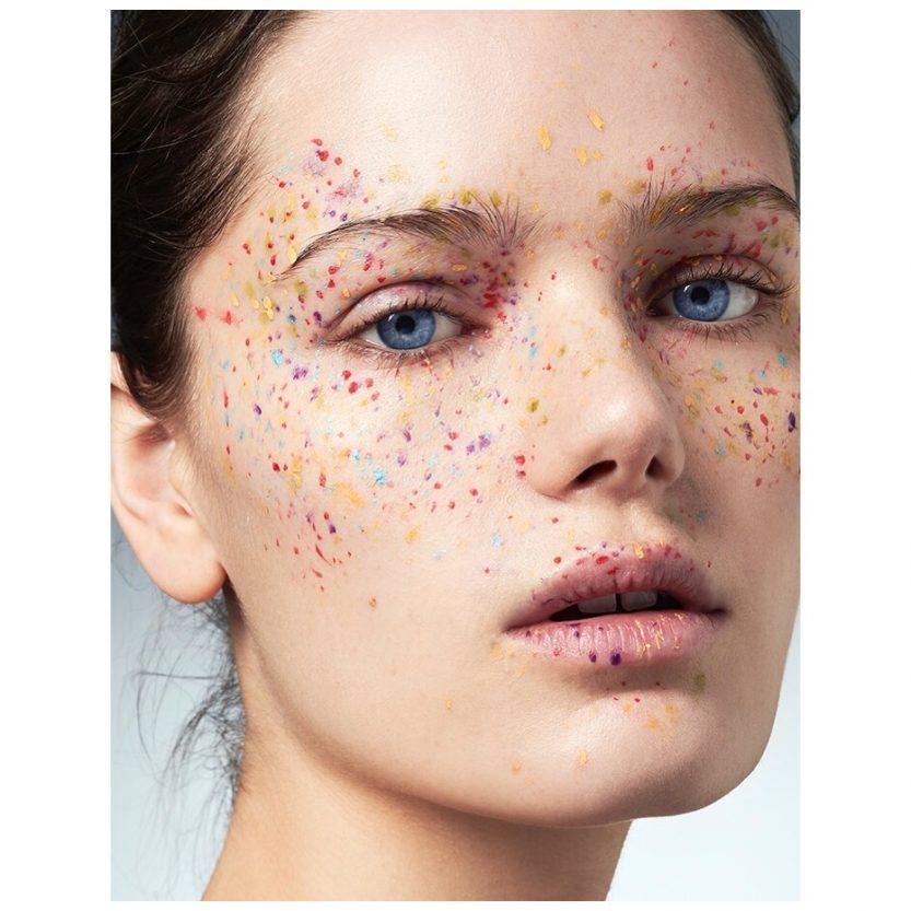 Maquillaje creativo. The Artist Talents School