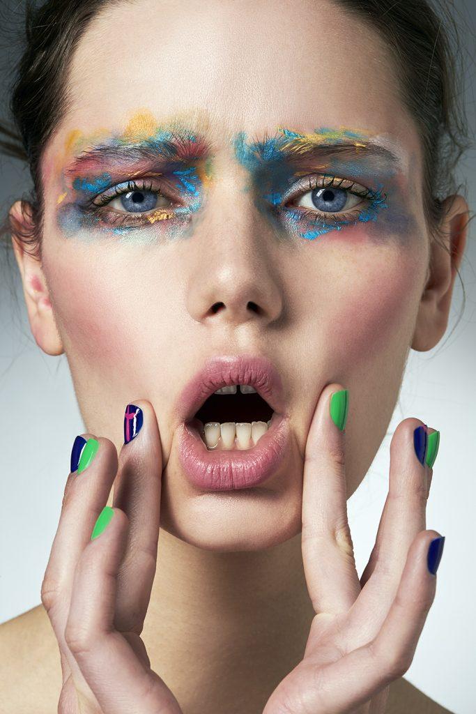 Maquillaje tendencias. The Artist Talents School