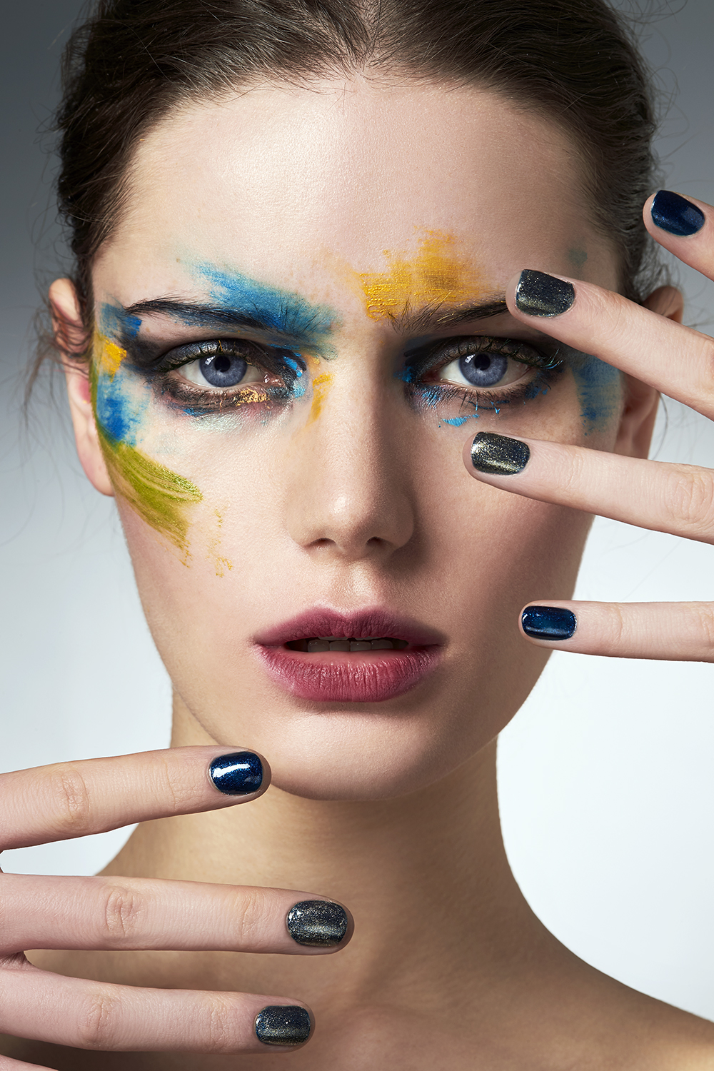 maquillaje creativo. The Artist Talents School